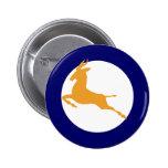 Springbok Pinback Buttons