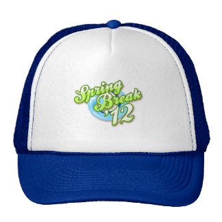 springbreak 2012 mesh hats