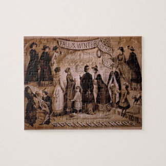 'Springer Brothers, Boston, Fall and Winter Collec Puzzle