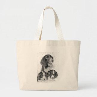 Springer Spaniel Bag