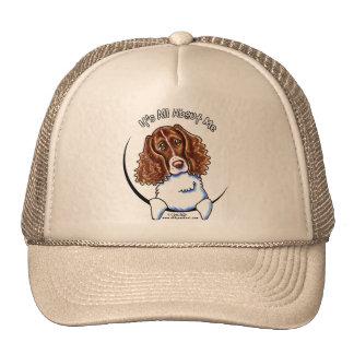 Springer Spaniel IAAM Trucker Hat