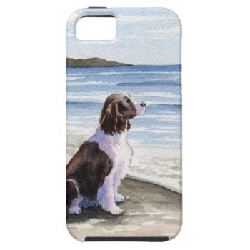 Springer Spaniel iPhone SE/5/5s Case