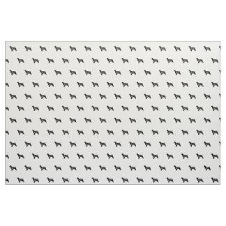 Springer Spaniel Love Fabric