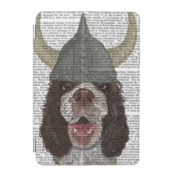 iPad mini Cover with Springer Spaniel Phone Cases design