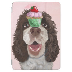 iPad Air Cover with Springer Spaniel Phone Cases design