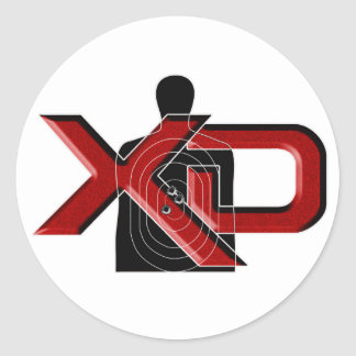 Springfield Armory XD Classic Round Sticker