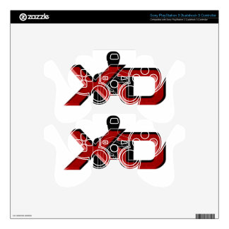 Springfield Armory XD PS3 Controller Decals