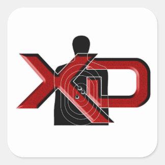 Springfield Armory XD Square Sticker