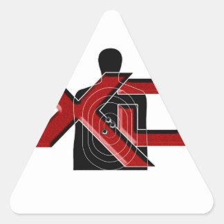Springfield Armory XD Triangle Sticker