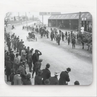Springfield Auto Race: 1900 Mouse Pad
