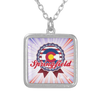 Springfield CO Necklace