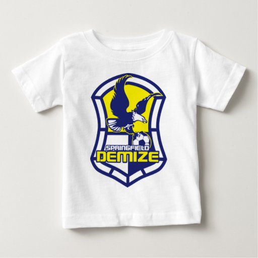 Springfield Demize - 2010-11 PASL-Pro Baby T-Shirt