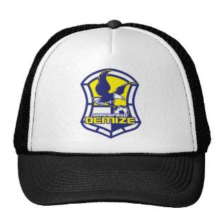 Springfield Demize - 2010-11 PASL-Pro Trucker Hat