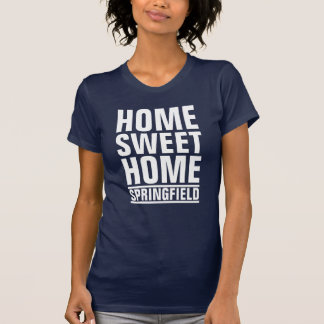 Springfield, Home Sweet Home T-Shirt