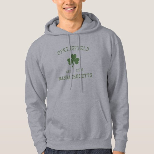 Springfield Hooded Sweatshirt