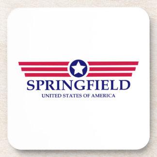 Springfield IL Pride Coaster