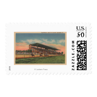 Springfield, IL - State Fair Grounds Horse Postage