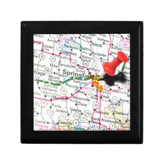 Springfield, Illinois Jewelry Box