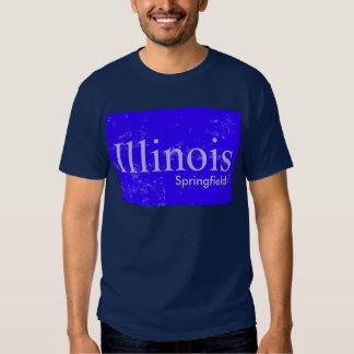 Springfield Illinois Playeras