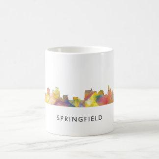 SPRINGFIELD, ILLINOIS SKYLINE WB1 - COFFEE MUG