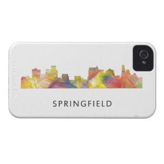 SPRINGFIELD, ILLINOIS SKYLINE WB1 - iPhone 4 COVER