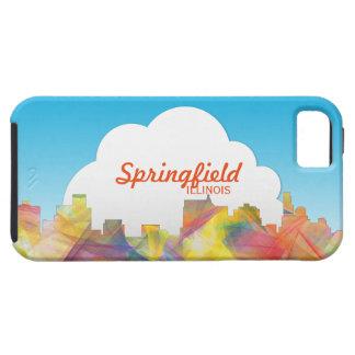 SPRINGFIELD, ILLINOIS SKYLINE WB1 - iPhone SE/5/5s CASE