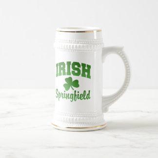 Springfield Irish Mug