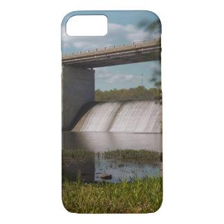 Springfield Lake Dam iPhone 7 Case