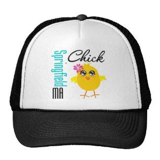 Springfield MA Chick Mesh Hat