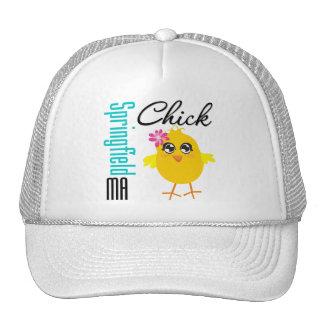 Springfield MA Chick Hat