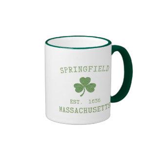 Springfield MA Coffee Mug