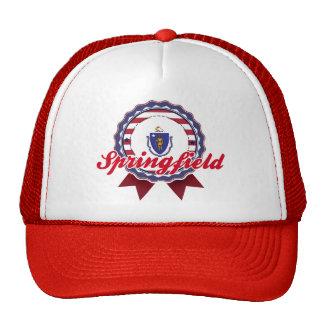 Springfield, MA Mesh Hats