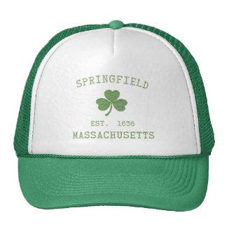 Springfield MA Hat