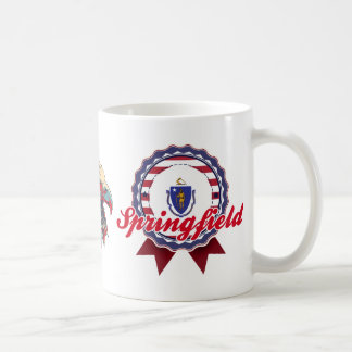 Springfield, MA Coffee Mugs