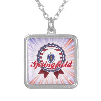 Springfield MA Custom Necklace