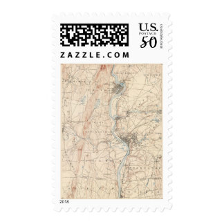 Springfield, Massachusetts Postage