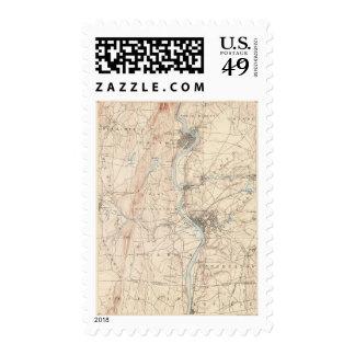 Springfield, Massachusetts Postage Stamp