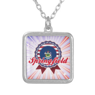 Springfield ME Necklace