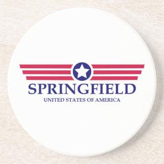 Springfield MO Pride Drink Coaster
