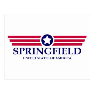 Springfield MO Pride Postcard