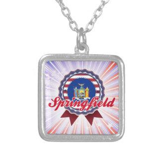Springfield NY Necklace