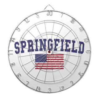 Springfield O bandera de los E.E.U.U.