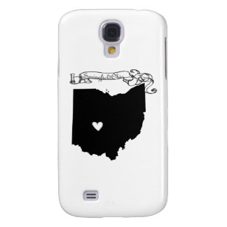 Springfield Ohio Samsung S4 Case