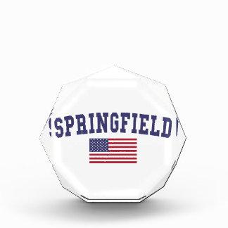 Springfield OR US Flag Award