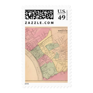 Springfield Postage Stamps