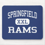 Springfield Rams Middle Battle Creek Mouse Pads