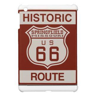 Springfield Route 66 iPad Mini Cases
