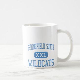 Springfield South - Wildcats - High - Springfield Coffee Mug