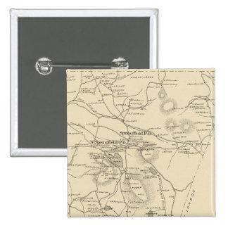 Springfield, Sullivan Co Pinback Button