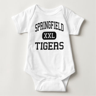 Springfield - Tigers - High - New Middletown Ohio Tee Shirts